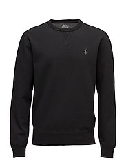 Double Knit Sweatshirt - POLO BLACK/WINDSO
