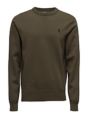 Double Knit Sweatshirt - COMPANY OLIVE/WIN