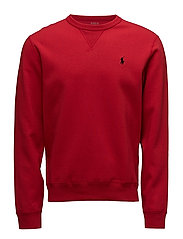 Double-Knit Sweatshirt - RALPH RED