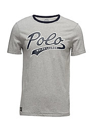 Custom Slim Fit Cotton T-Shirt - ANDOVER HEATHER