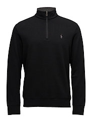 Luxury Jersey Pullover - POLO BLACK