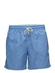 5¾-Inch Traveler Swim Trunk - NANTUCKET BLUE
