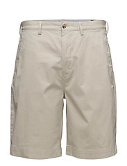 CLASSIC FIT 9 INCH BEDFORD SHORT - CLASSIC STONE