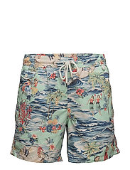 Traveler Swim Trunk - LUAU