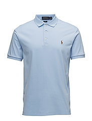 Slim Fit Soft-Touch Polo Shirt - ELITE BLUE