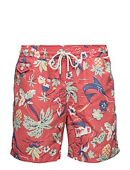 Traveller Swim Trunk - RESORT TROPICAL