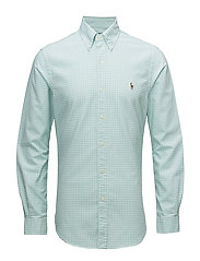 Slim Fit Oxford Shirt - 2206C BAYSIDE GRE