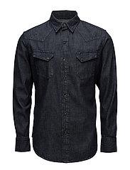 Classic Fit Denim Shirt - JACKSON
