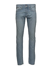 STRETCH DENIM-5PT-DNM - ANDREWS STRETCH