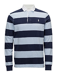 The Iconic Rugby Shirt - ELITE BLUE/FRENCH