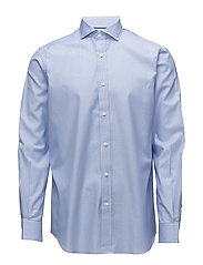 Classic Fit Cotton Sport Shirt - 2631B DIAMOND BLU