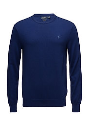 PIMA COTTON-LS SF CN PP - FALL ROYAL