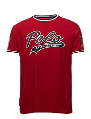 Classic Fit Cotton T-Shirt - RALPH RED