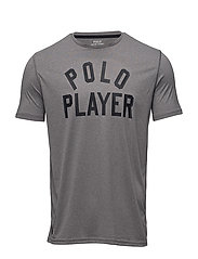 Active Fit Performance T-Shirt - FOSTER GREY HEATH