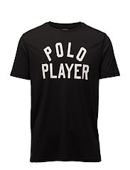 Active Fit Performance T-Shirt - POLO BLACK