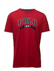Active Fit Performance T-Shirt - RALPH RED