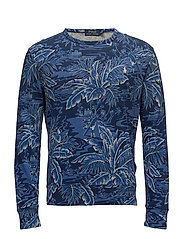 SPA TERRY-LSL-KNT - BLUE BEACH SURFER