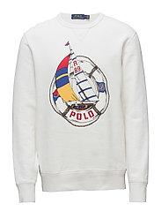 CP-93 Cotton-Blend Sweatshirt - DECKWASH WHITE