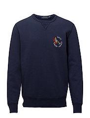 CP-93 Cotton-Blend Sweatshirt - CRUISE NAVY