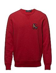 CP-93 Cotton-Blend Sweatshirt - POLO SPORT RED