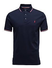 Custom Slim Fit Polo Shirt - CRUISE NAVY