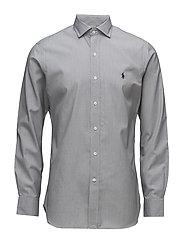 Slim Fit Estate Shirt - 1913 BLACK/WHITE