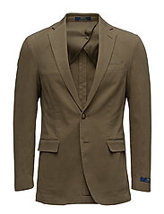 Morgan Chino Suit Jacket - SAGE