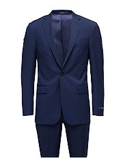 Polo Wool Serge Suit - BRIGHT NAVY