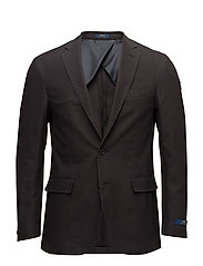 Morgan Twill Suit Jacket - INFINITE GREY