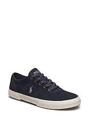 Tyrian Sport Suede Sneaker - DARK NAVY
