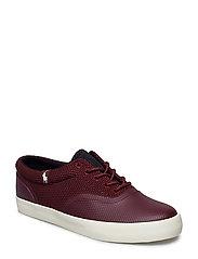 Vernon Mesh Low-Top Sneaker - PORT