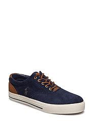 Vaughn Corduroy Sneaker - MIDNIGHT