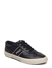 SUPER SOFT LEATHER-TARRENCE-SK-VLC - BLACK