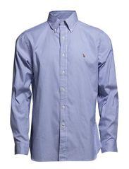 HB BD PPC NK-DRESS SHIRT - 34D BONDI BLUE/