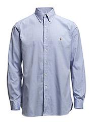HB BD PPC NK-DRESS SHIRT - 35A BLUE
