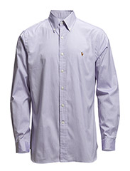 HB BD PPC NK-DRESS SHIRT - 35G LAVENDER