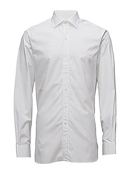 REG PPC NK-DRESS SHIRT - WHITE