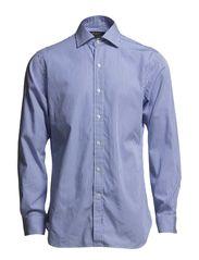 SL EST NK-DRESS SHIRT - 45 BLUE/WHITE