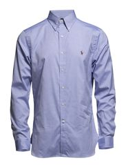 SL HB BD PPC-DRESS SHIRT - 35A BLUE
