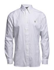 SL HB BD PPC-DRESS SHIRT - BSR WHITE