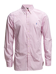 SL HB BD PPC-DRESS SHIRT - 30A PINK/WHITE