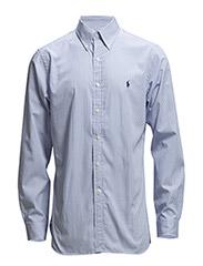 SL HB BD PPC-DRESS SHIRT - 30D BLUE/WHITE