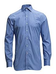 SL RG PPC NK-DRESS SHIRT - BLUE
