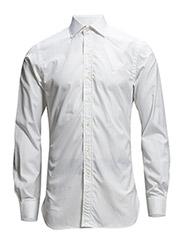 SL RG PPC NK-DRESS SHIRT - WHITE
