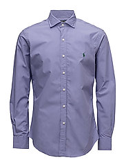 Slim Fit Estate Shirt - PURPLE PASSION