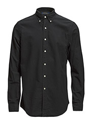 3BD PPC SPT-LONG SLEEVE-SPORT - POLO BLACK