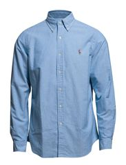BD PPC SP-LONG SLEEVE-SPORT SH - OPTIC BLUE