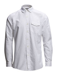 BLK 3BD KNPK-LONG SLEEVE-SPORT - BSR WHITE