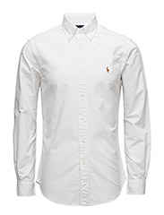 SLIM FIT 3BD PPC GUS SPT - WHITE