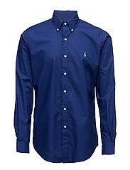 Custom Fit Sport Shirt - FALL ROYAL